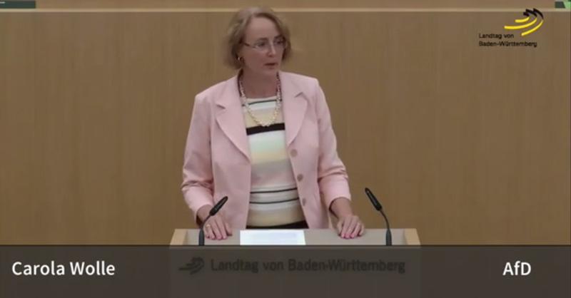 Rede zum Mittelstand und der Änderung des Bildungszeitgesetzes