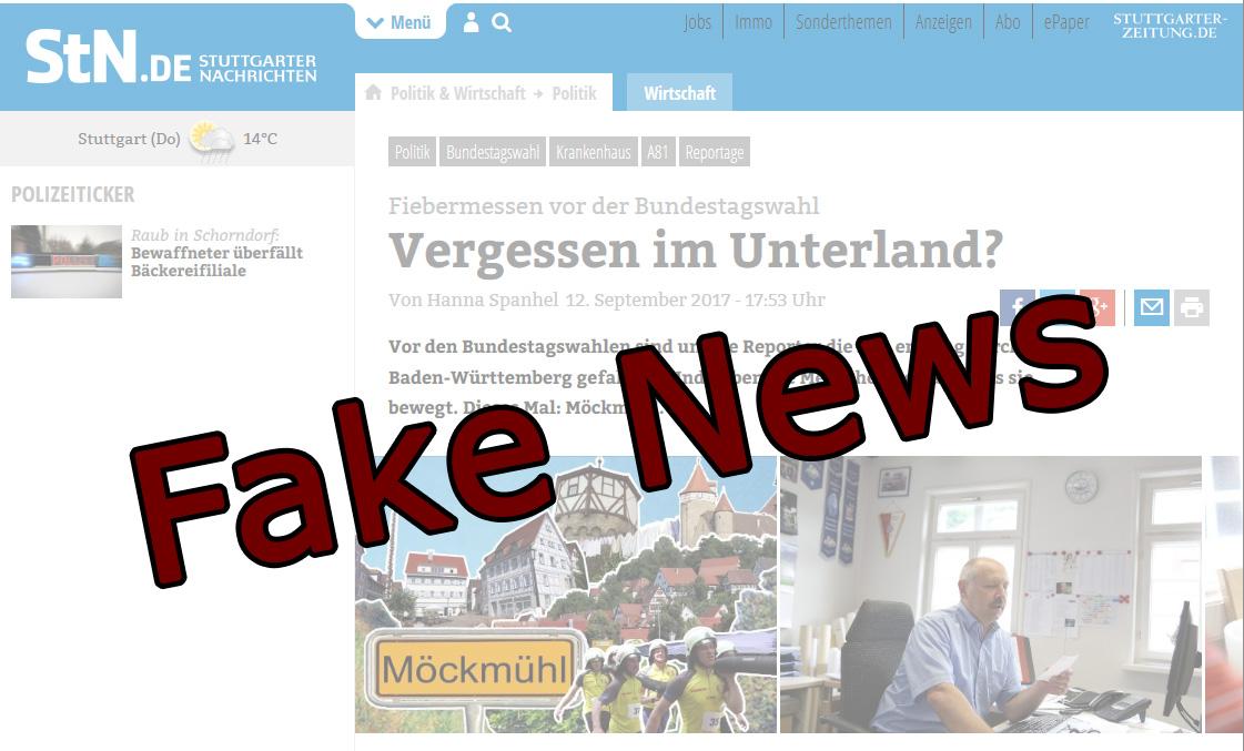 Möckmühl: Vergessen im Unterland – auch von der AfD?