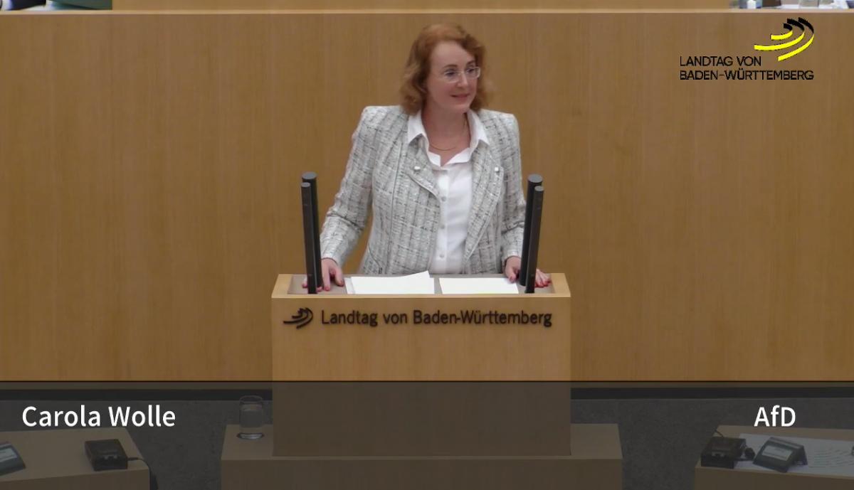 Carola Wolle zur Umsetzung des Bundesteilhabegesetzes