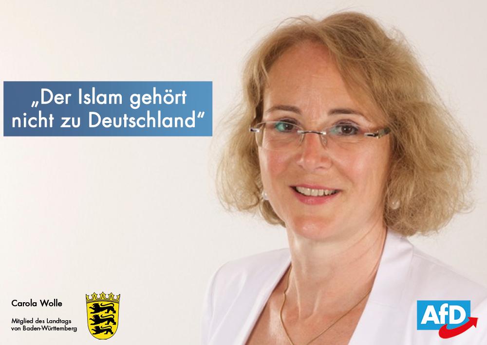 Der Islam gehört nicht zu Deutschland