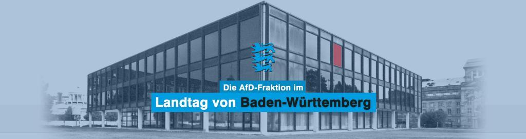 Landtagsfraktion der AfD Baden-Württemberg