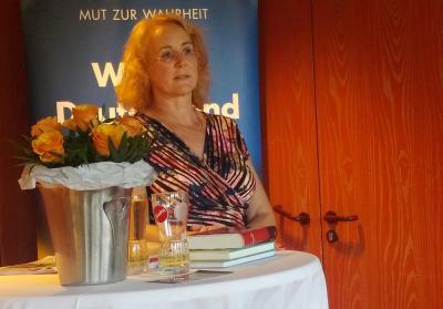Gender-Vortrag mit Fernsehteam in Neckarsulm