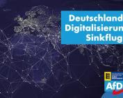 Carola Wolle: Deutschland bei Digitalisierung im Sinkflug