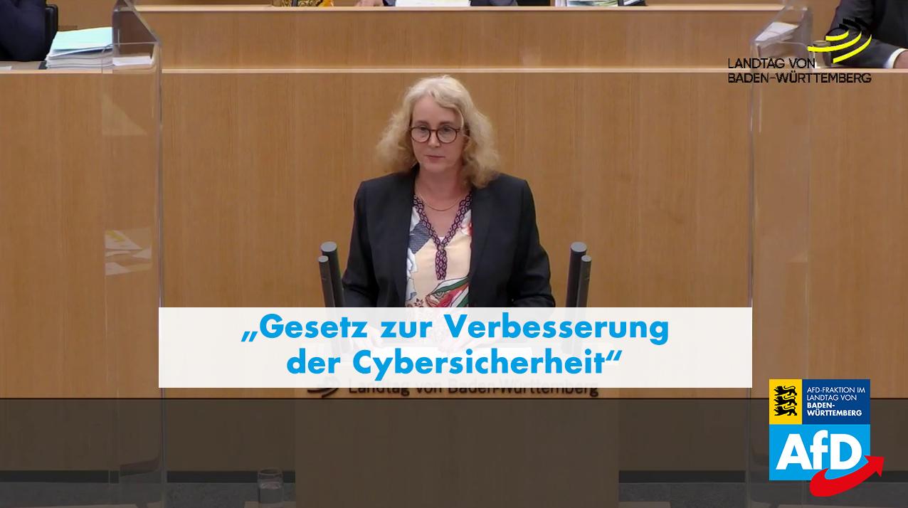 Gesetz zur Verbesserung der Cybersicherheit