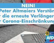 Carola Wolle: Peter Altmaier ist größenwahnsinnig